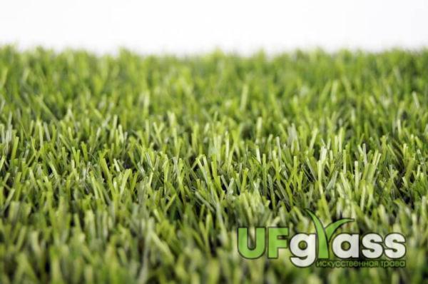 Ландшафтная искусственная трава 32 мм «Evergreen» (Биколор)