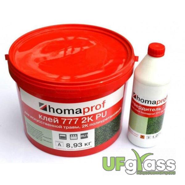 Клей для искусственной травы Homakoll PU 777 Prof