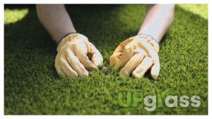 Уход за искусственной травой