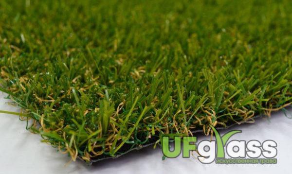 Ландшафтная искусственная трава 20 мм UF Grass Premium