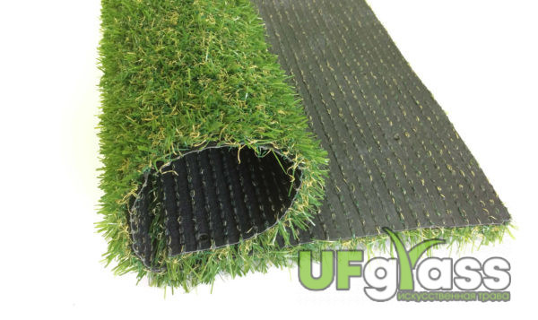 Ландшафтная искусственная трава 20 мм UF Grass Premium (мультиколор)