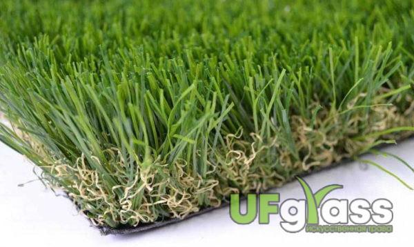 Ландшафтная искусственная трава 50 мм UF Grass Premium