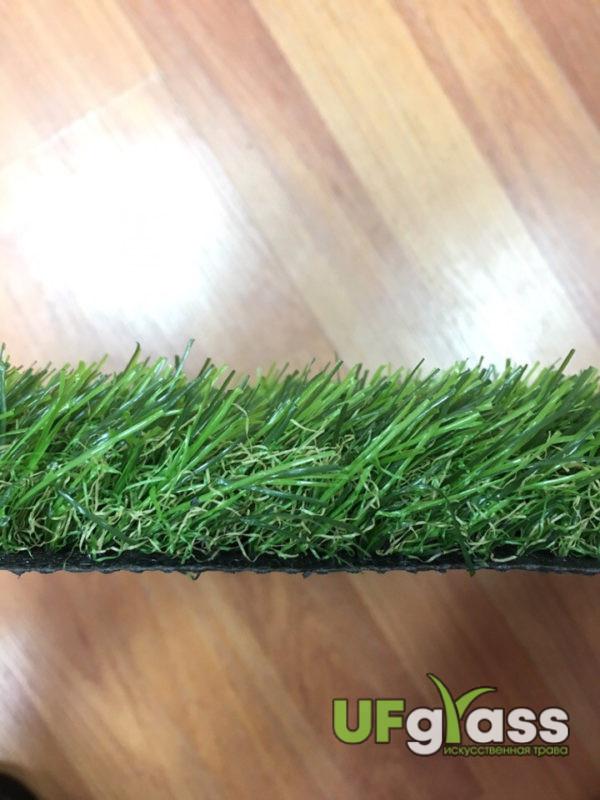 Ландшафтная искусственная трава 50 мм