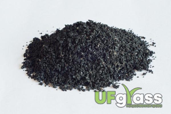 Резиновая крошка 1,0-3,0 мм (для засыпки искусственной травы)