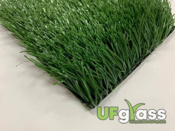 Искусственная трава для футбола 50 мм UF Grass Advantage (16000 Dtex, Стежков: 12000 кв.м)