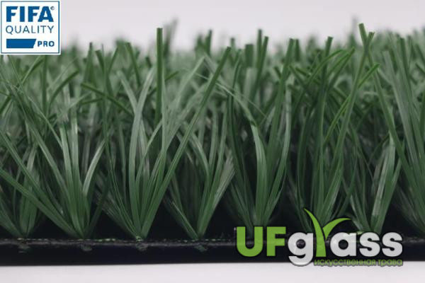 Искусственная трава для футбола 60 мм UF Grass Prostar FIFA