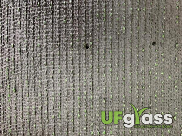 Искусственная трава для мини-футбола 40 мм UF Grass Spine XR