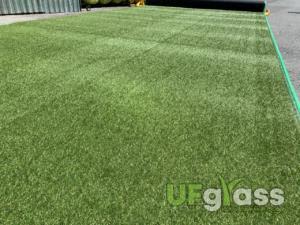 Ландшафтная искусственная трава 20 мм UF Grass Light Green(2)