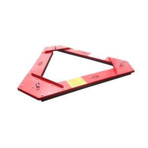 Треугольная щетка TOSS А – 1800